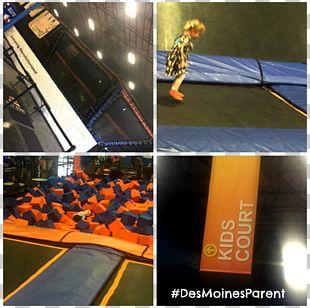 Des Moines Parent Sky Zone Trampoline Park Hilton Garden Inn Des Moines/Urbandale PNG