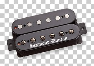 Humbucker Seymour Duncan Pickup Bridge Neck PNG
