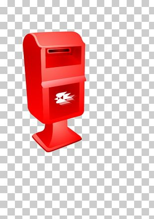 Letter Box Red Post Box PNG