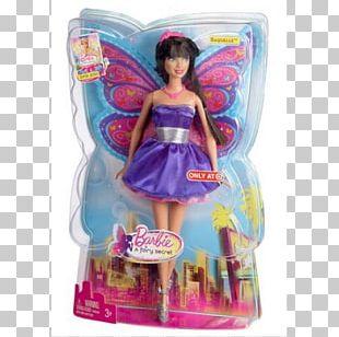 Barbie Raquelle Toy Mattel Fairy PNG