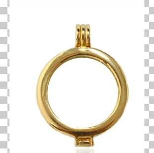 Locket 01504 Body Jewellery Brass PNG