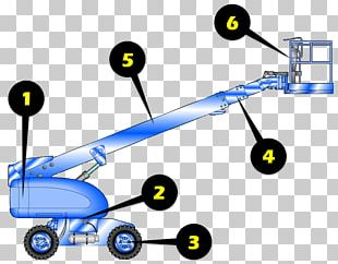 Aerial Work Platform Motor Vehicle Inspection Heavy Machinery PNG