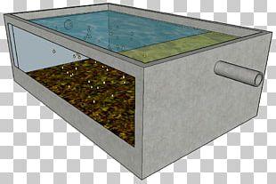 Decantation Sedimentation Settling Basin Sewage Treatment Drinking Water PNG