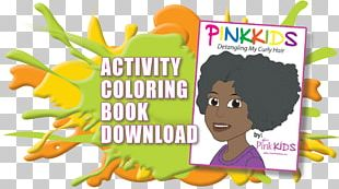 P!nk Coloring Book Child PNG