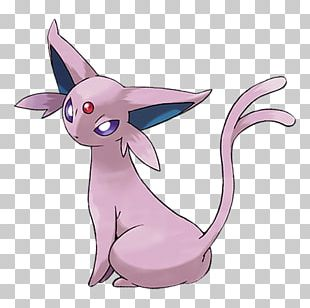 Pokémon Red And Blue Eevee Pokémon Universe Espeon PNG