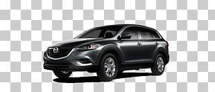 2015 Mazda CX-5 2015 Mazda CX-9 Car Mazda MX-5 PNG