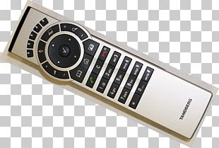 Remote Controls Electronics Videotelephony Information Tandberg PNG