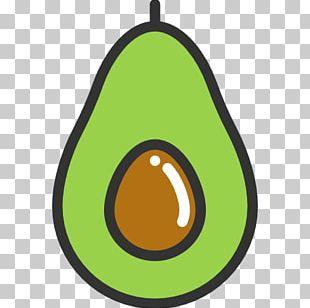 Vegetarian Cuisine Computer Icons Avocado PNG