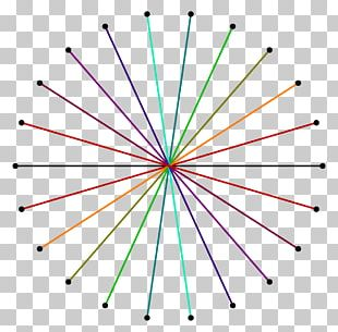 Line Angle Regular Polygon Icosioctagon PNG