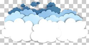 Papercutting Cloud PNG