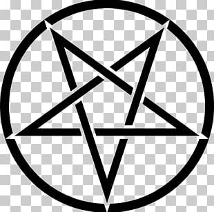 Pentagram Church Of Satan Pentacle Sigil Of Baphomet Satanism PNG