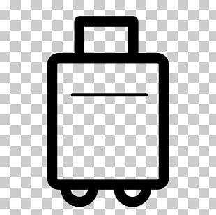 Travel Suitcase Vacation Baggage Computer Icons PNG