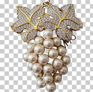 Jewellery Brooch Clothing Accessories Gemstone Pearl PNG