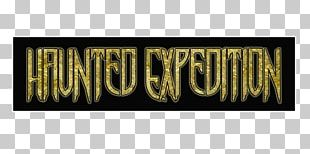 Haunted Expedition Hayride .com Logo YouTube PNG