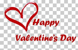 Valentine's Day Wish Happiness February 14 Romance PNG