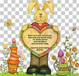 Easter Bunny Photography Cartoon Birthday PNG