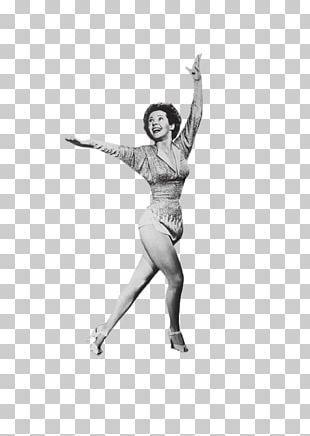 Dancer Lady Vintage PNG