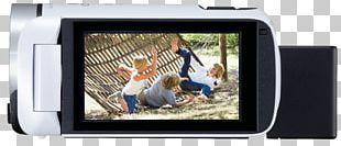 Canon VIXIA HF R800 Video Cameras Camcorder PNG