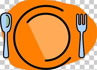 Fork Spoon Cloth Napkins Plate PNG