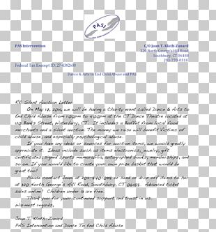 Letter Of Thanks Business Auction Co. Motor Bike Ride Game PNG