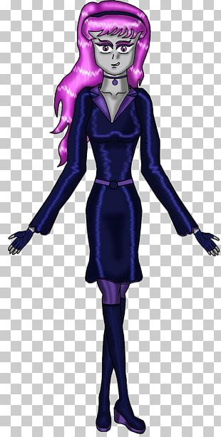 Costume Design Violet Purple Action & Toy Figures PNG