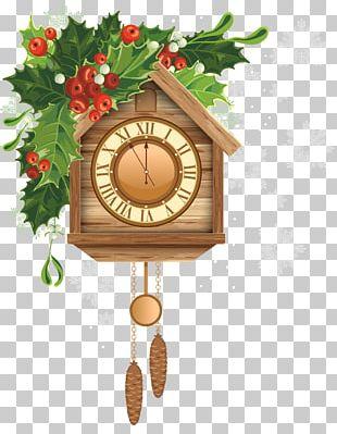 Cuckoo Clock PNG