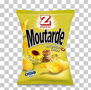 Potato Chip Flavor Zweifel Food Mustard PNG