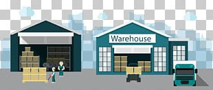 Warehouse Factory Distribution Business PNG