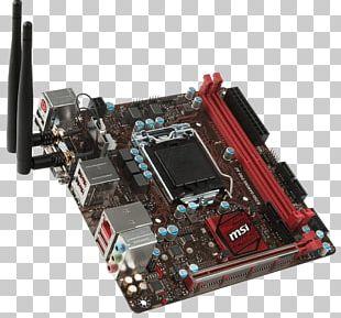 Intel LGA 1151 Motherboard Mini-ITX DDR4 SDRAM PNG