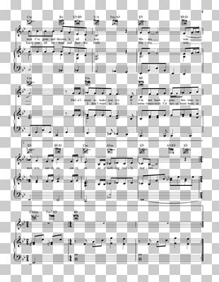 Moonlight Sonata (Sheet Music) Piano Musical Note PNG