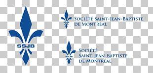 Logo Saint-Jean-Baptiste Society Organization Nativity Of Saint John The Baptist Brand PNG