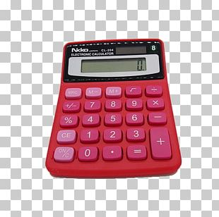 Solar-powered Calculator Electronics Scientific Calculator Casio PNG