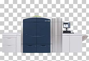 Xerox Color Printing Printing Press Digital Printing Printer PNG