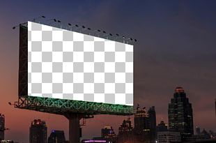 Out-of-home Advertising Billboard PNG