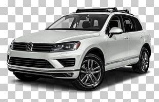Volkswagen Tiguan Car Sport Utility Vehicle 2017 Volkswagen Touareg V6 Wolfsburg Edition PNG