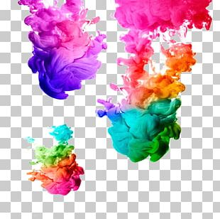 Ink Acrylic Paint Watercolor Painting Watercolor Painting PNG