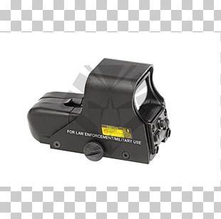 Reflector Sight Airsoft Red Dot Sight Optics Weapon PNG