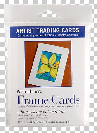 Paper Artist Trading Cards Collectable Trading Cards カード PNG