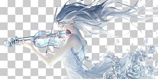 Anime Violin PNG