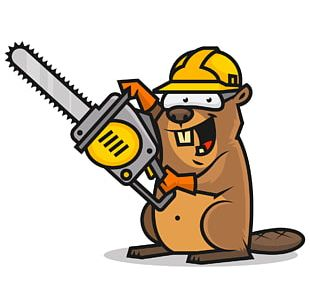 Chainsaw Cartoon Stock Photography PNG