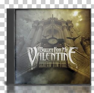 Scream Aim Fire Bullet For My Valentine End Of Days Album Song PNG