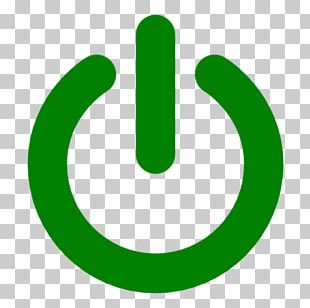 Font Awesome Computer Icons Power Symbol Font PNG