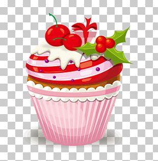 Christmas Cake Cupcake Birthday Cake Christmas Pudding PNG