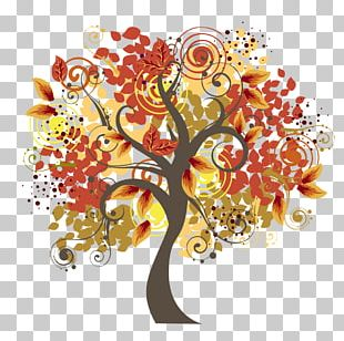Tree Euclidean Autumn PNG