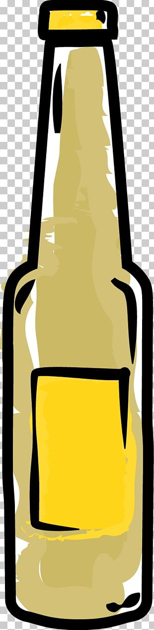 Beer Bottle Passoã Ginger Beer Drink Mixer PNG