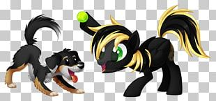 Puppy Dog Horse Mammal Character PNG