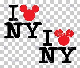 New York City I Love New York Logo PNG