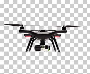 3D Robotics Unmanned Aerial Vehicle Quadcopter Parrot Bebop Drone 3DR Solo PNG