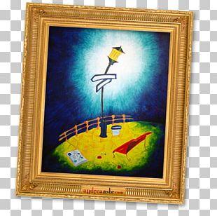 Frame Artwork Painting Modern Art PNG