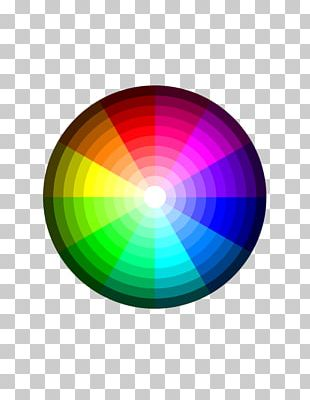 Color Wheel Color Theory Complementary Colors Graphic Design PNG